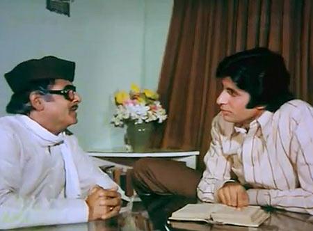 Amitabh Bachchan in  Yaarana