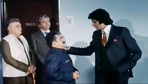 A scene from Sharaabi