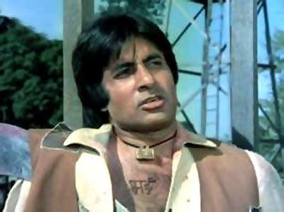 Amitabh Bachchan in Mard