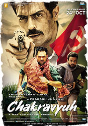 The Chakravyuh poster
