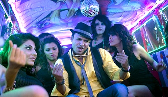 Vivek Oberoi in Kismat Love Paisa Dilli