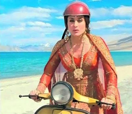 Kareena Kapoor in 3 Idiots