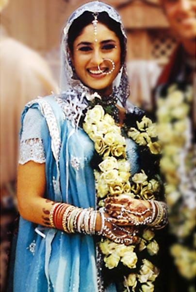 Kareena Kapoor in Kabhi Khushi Kabhie Gham