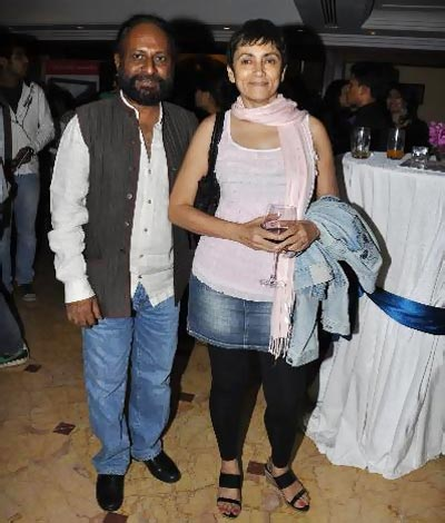 Ketan Mehta and Deepa Sahi