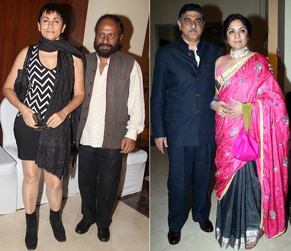Deepa Sahi, Ketan Mehta, Vivek Mehra and Neena Gupta
