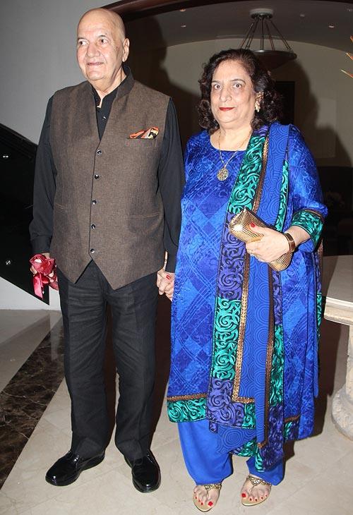 Prem and Uma Chopra