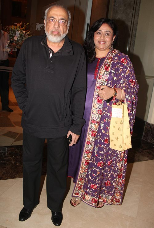 J P Dutta and Bindiya Goswami