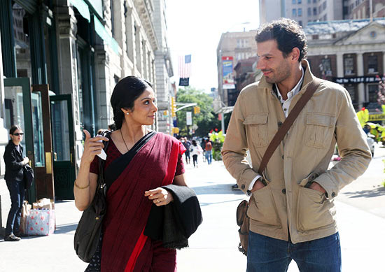 English Vinglish saw Srivedi return to the silver screen