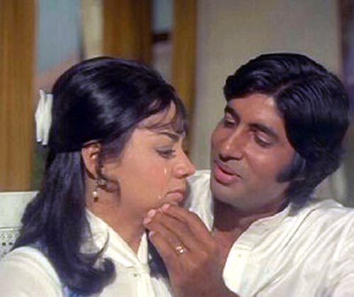 A scene from Majboor