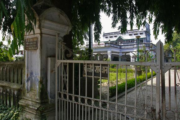 Amitabh Bachchan's home in Allahabad