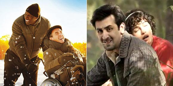 The Intouchables and Barfi!