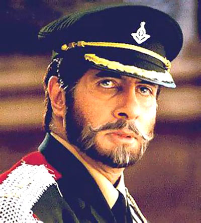 Amitabh Bachchan in Major Saab