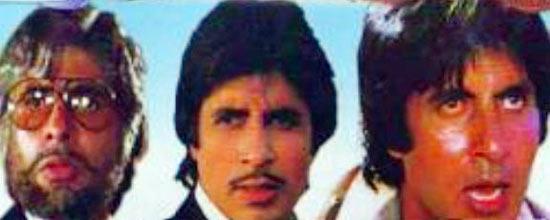 Amitabh Bachchan in Mahaan