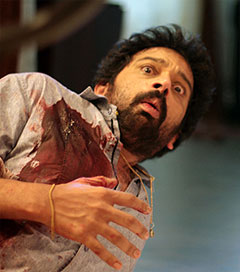 A scene from Bhoot Returns