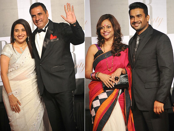 Zenobia and Boman Irani, Sarita and R Madhavan