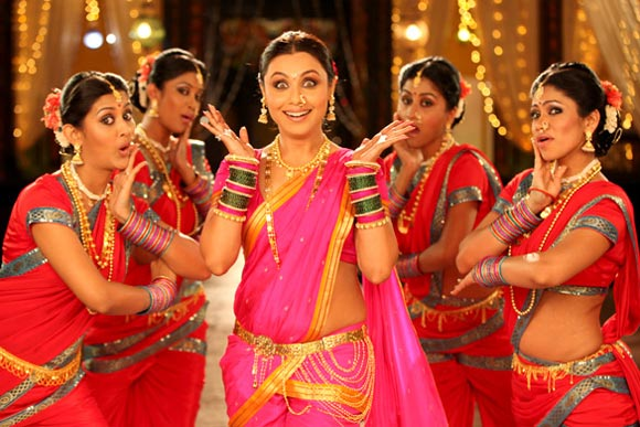 A scene from Aiyyaa