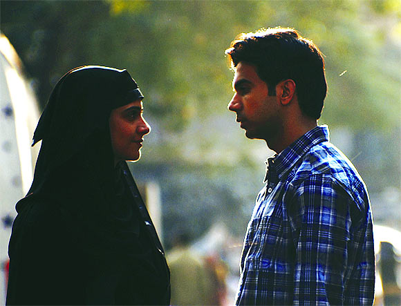 A scene from Shahid