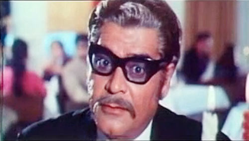 Ajit in Zanjeer