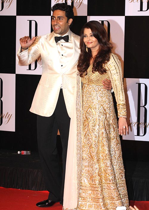 Bollywood-Check: Aishwarya Rai in Salwar Kameez