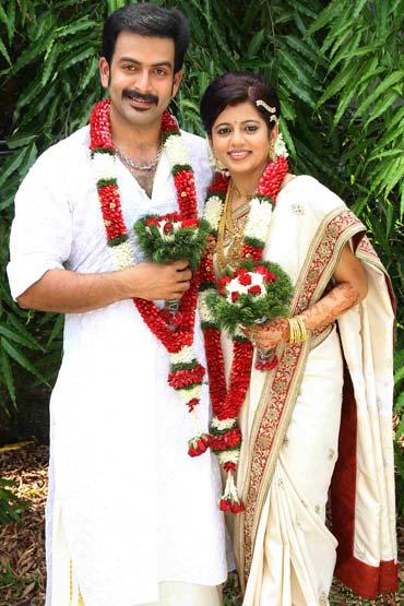 Prithvi and Supriya