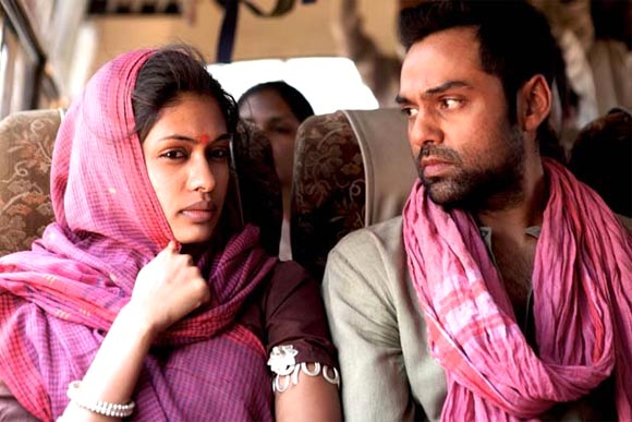 A scene from Chakravyuh