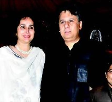 Kanchan Kapoor and Ketan Desai