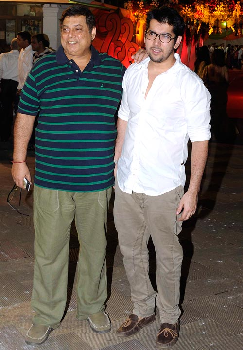 David and Rohit Dhawan