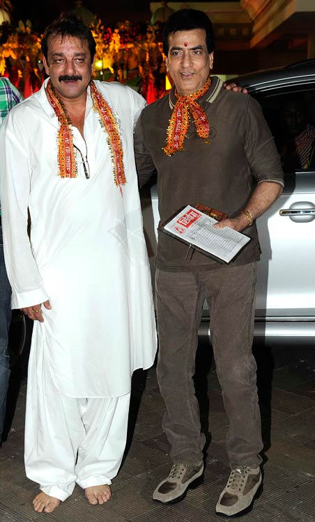 Sanjay Dutt and Jeetendra