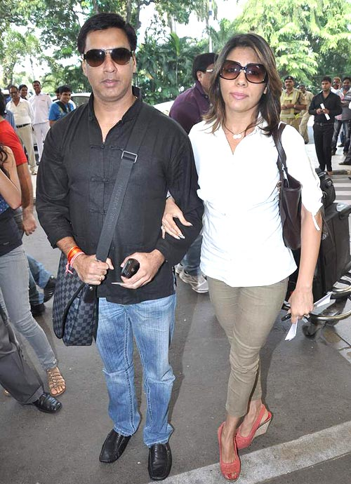 Madhur Bhandarkar and Renu