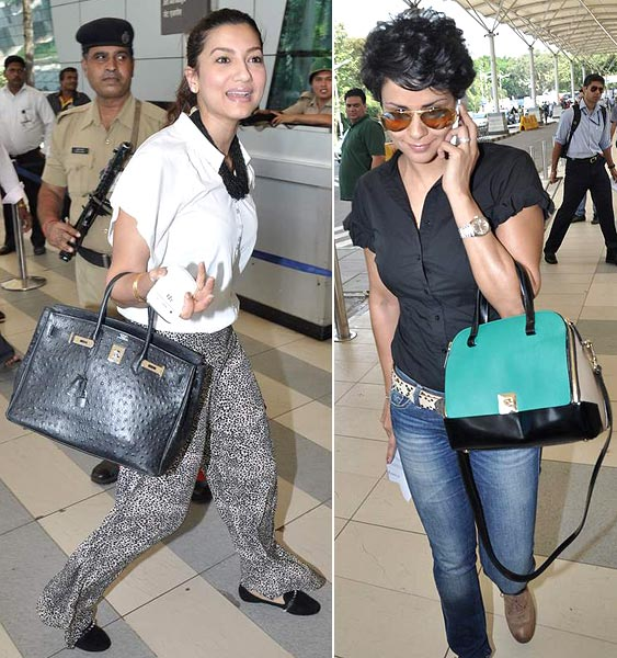Gauhar Khan and Gul Panag