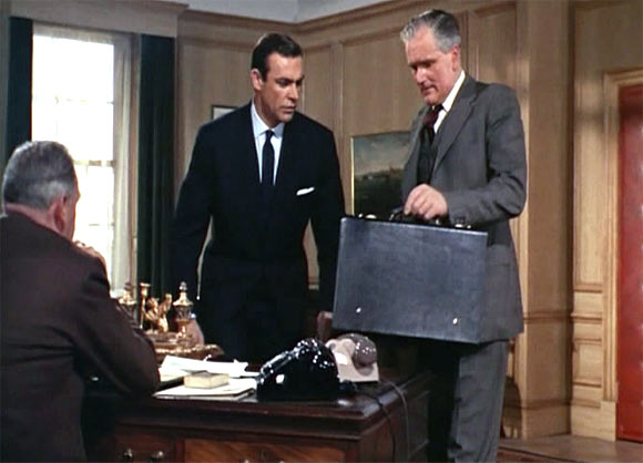 The attache case from From Russia With Love