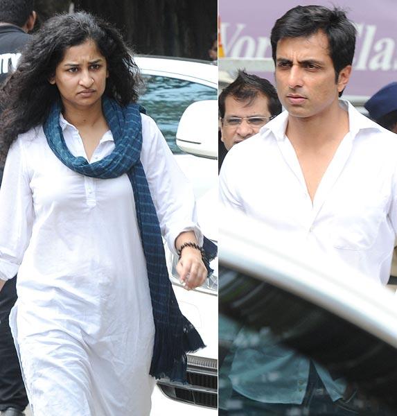 Gauri Shinde, Sonu Sood