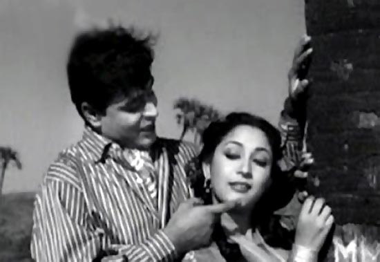 A scene from Dhool Ka Phool
