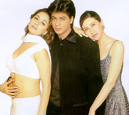 A scene from Dil To Pagal Hai