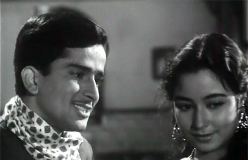 A scene from Dharmputra