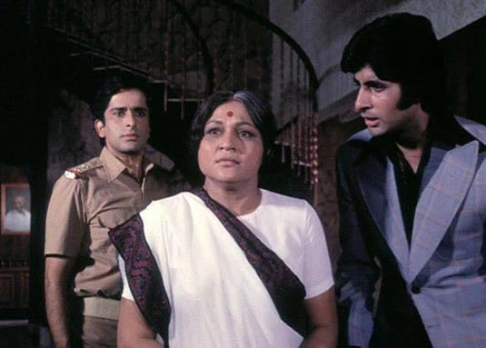 A scene from Deewar
