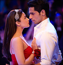 A scene from SOTY