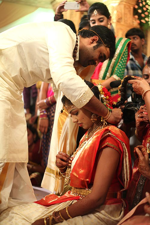 Goutam and Jyothsna