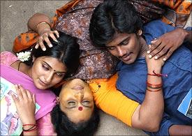 A scene from Aarohanam