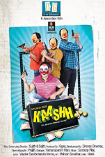 Movie poster of Kaash