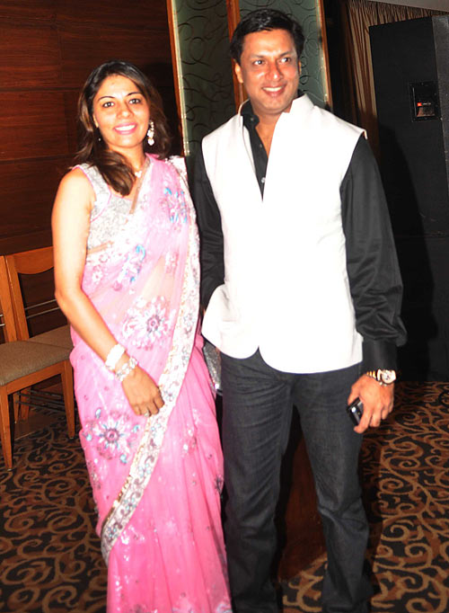 Renu and Madhur Bhandarkar