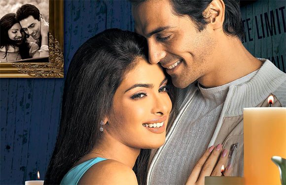 Priyanka Chopra and Arjun Rampal in Yakeen