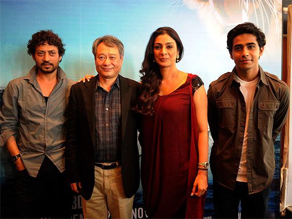 Irrfan, Ang Lee, Tabu, Suraj Sharma