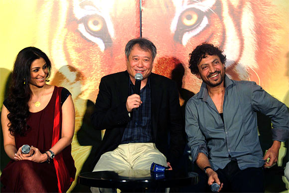 Tabu, Ang Lee and Irrfan