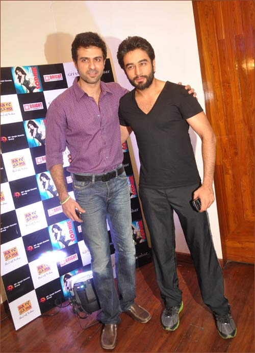 Harman Baweja and Shekhar Ravjiani