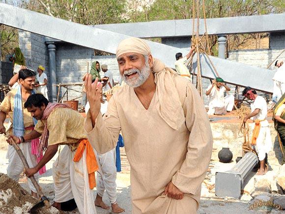 A scene from Shirdi Sai