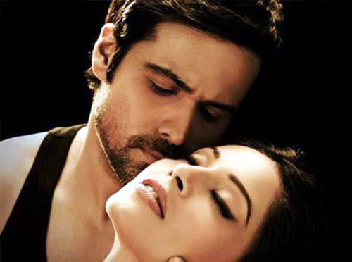 Emraan Hashmi and Bipasha Basu in Raaz 3
