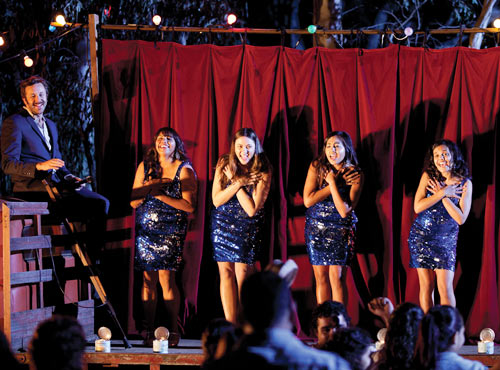 A scene from The Sapphires