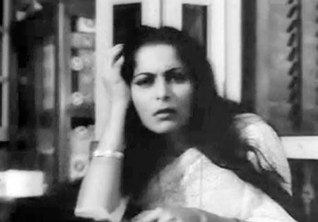 Waheeda Rehman in Sahib Biwi Aur Ghulam