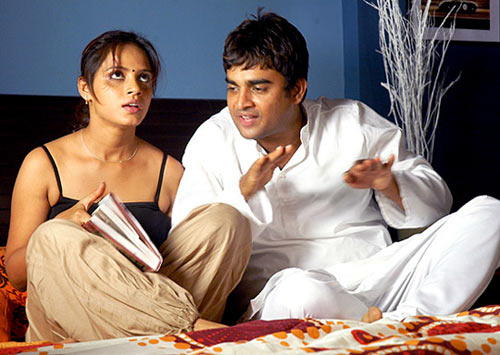 Neetu Chandra and R Madhavan in 13B: Fear Has a New Address